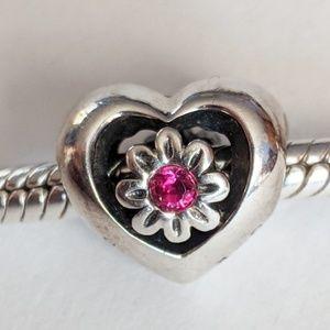 Chamilia Love Blooms Charm